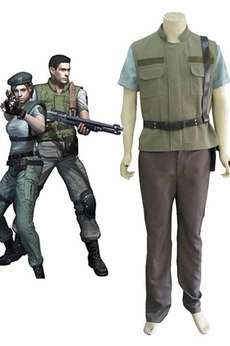 Disfraces juego|Resident Evil|Hombre|Mujer