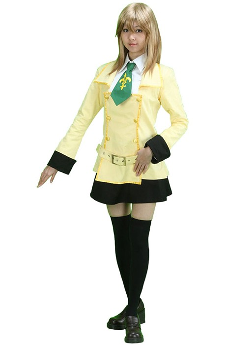 Anime Disfraces Code Geass Hombre Mujer