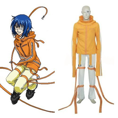 Anime Disfraces|Air Gear|Hombre|Mujer