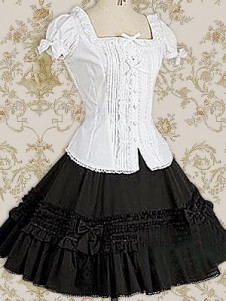 Anime Disfraces|Lolita Skirt|Hombre|Mujer