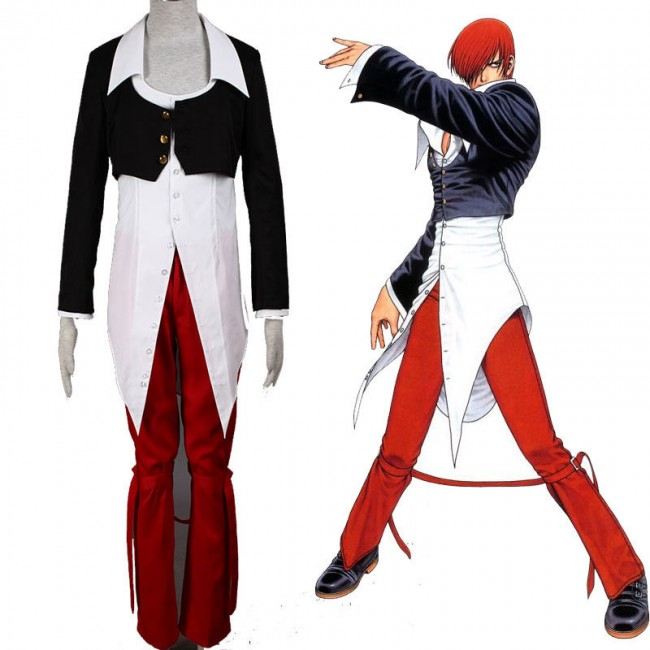 Disfraces juego|The King Of Fighters|Hombre|Mujer
